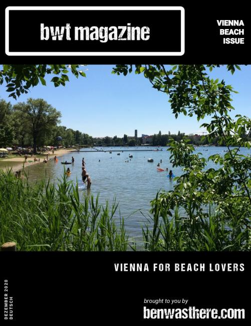 Front cover Vienna Beach